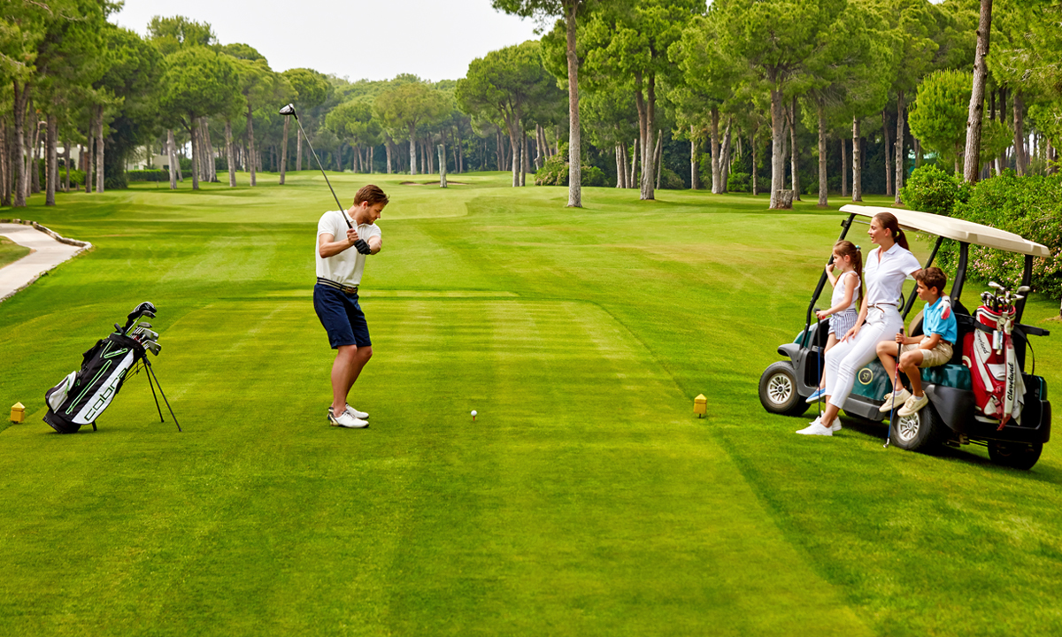 Gloria Golf Resort Activities Gallery